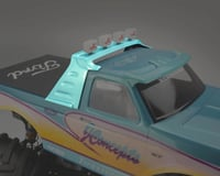 JConcepts Racerback 2 (Clear) (JCO0303 1993 F-250 Monster Truck Body)