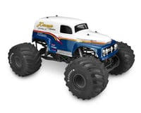 "JConcepts 1951 Ford ""Grandma"" Panel Truck Body (Clear) (Axial SMT10)"