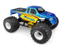 JConcepts 2008 Ford F-150 SuperCab Monster Truck Body (Clear)
