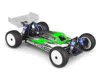 """Image 3 for JConcepts RC10 B74 """"F2"""" Body w/S-Type Wing (Clear)"""
