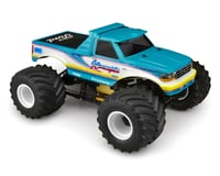 "JConcepts 1993 Ford F-250 Monster Truck Body & Visor (Clear) (13.0"" Wheelbase) (Axial SMT10)"