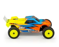 "JConcepts Mini-T 2.0 ""Finnisher"" Body w/Rear Spoiler (Clear)"