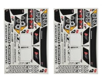 JConcepts SCT Hi-Flow Decal Sheet (2) | relatedproducts