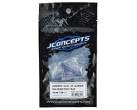 Image 2 for JConcepts Aluminum Rear Wing/Body Mount Set (Blue)