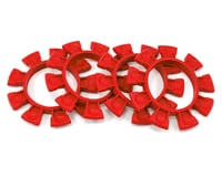 "JConcepts ""Satellite"" Tire Glue Bands (Red)"
