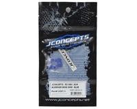 Image 2 for JConcepts Aluminum Wing Shim (Blue)