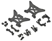 JConcepts Traxxas Stampede 4x4 Slash 4x4/Stampede Monster Truck Suspension Conversion Set