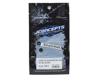 Image 2 for JConcepts Fin Aluminum VCS Shock Bottom Cap (Black) (2)