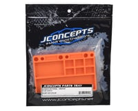 Image 2 for JConcepts Rubber Parts Tray (Orange)