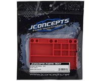 Image 2 for JConcepts Rubber Parts Tray (Red)