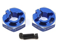 JConcepts B6/B6D 5.0mm Aluminum Lightweight Clamping Wheel Hex (2) (Blue) | alsopurchased