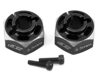 JConcepts T5M 8.5mm Aluminum Lightweight Clamping Wheel Hex (2) (Black) | relatedproducts