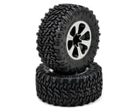 JConcepts Scorpios Pre-Mounted SC Tires w/Hustle Wheel (2) (Slash Front (Green) | alsopurchased