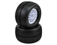 JConcepts Choppers 2.8 Pre-Mounted (Rulux) Rear Wheels (2) (Black) | relatedproducts