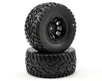 JConcepts G-Locs Pre-Mounted SC Tires (Hazard) (2) (Slash Front) | relatedproducts