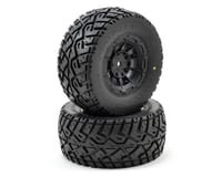 JConcepts G-Locs Pre-Mounted SC Tires (Hazard) (2) (SC5M) | relatedproducts
