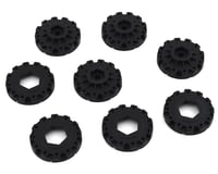Image 2 for JConcepts Cheetah 83mm Speed-Run Wheel w/Removable Hex (Black) (4)