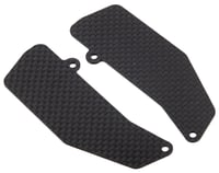 Jammin Products Carbon Fiber Rear Arm Mud Guard Set (Losi TEN-T)