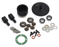 JQRacing Complete Center Differential Set (49) (Black Edition)