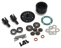 JQ THE Car (Black Edition)Racing Complete Rear Differential Set (45/15) Edition)