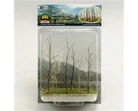 "JTT Scenery Woods Edge Trees, Bare 4-5.5"" (8)"