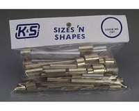 K&S Engineering Sizes & Shapes, Assortment