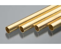 K&S Engineering Rd Brass Tube .014x15/32""