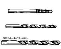 Kadee HOn3 Tap, 0-80 & Drills (D)