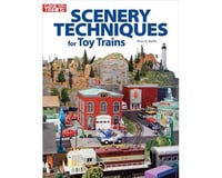 Kalmbach Publishing Scenery Techniques for Toy Trains