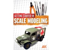 Kalmbach Publishing Getting Started in Scale Modeling