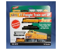 Kato N F7A w/DCC Freight Set, UP
