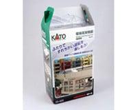 Kato N Double Track Viaduct Pier Set