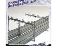 Kato N Catenary Poles, Four Track (10)   relatedproducts
