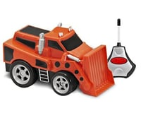 Kid Galaxy R/C Bulldozer Soft Orange 27MHz