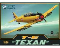 Kitty Hawk Models 1/32 T6 Texan 2-Seater Fighter