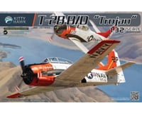 Kitty Hawk Models 1/32 T28B/D Trojan USN Aircraft