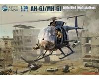 Kitty Hawk Models 1/35 AH6J/MH6J Little Bird Nightstalkers US Army H