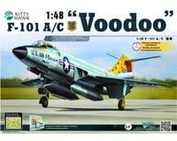 Kitty Hawk Models 1/48 F101A/C Voodoo Fighter