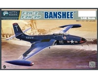 Kitty Hawk Models 1/48 F2H2/2P Banshee Jet Fighter