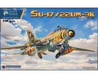 Kitty Hawk Models 1/48 Su17/22 UM3K Fitter G Fighter