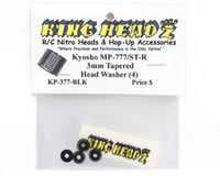 Image 2 for King Headz Kyosho Inferno MP777/ST-R 3mm Tapered Head Washer (4)
