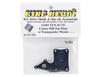Image 2 for King Headz Center Differential Top Plate w/Transponder Mount