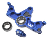 King Headz Traxxas Slash 4x4 Aluminum Motor Mount w/Telemetry Mount (Blue) | relatedproducts