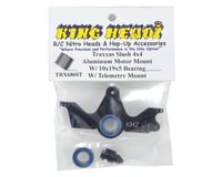 Image 2 for King Headz Traxxas Slash 4x4 Aluminum Motor Mount w/Telemetry Mount