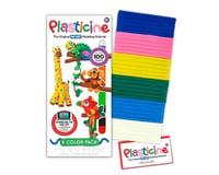 Kahootz 1250 Plasticine 6 Color Pack