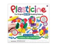 Kahootz Plasticine Char Creations Lrg Box