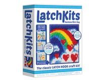 Kahootz Latch Kits Rainbow Mini-Rug Sewing Kit