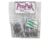 Team KNK Flat Head Pro Pak Stainless Screw Kit (700)