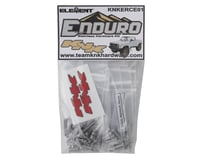 Team KNK Element Enduro Stainless Screw Kit | relatedproducts