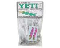 Team KNK Axial Yeti TT Stainless Hardware Kit (338) | relatedproducts